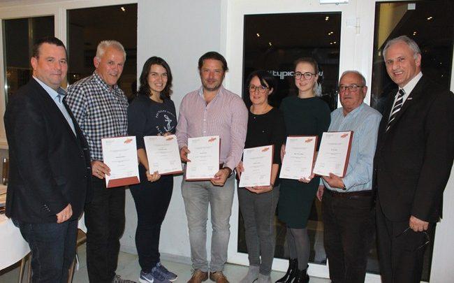 GV Musikverein Lochau 2018