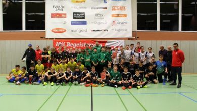 Nachwuchs Spark7 Turnier 2019
