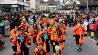 Faschin Umzug Lochau 2019