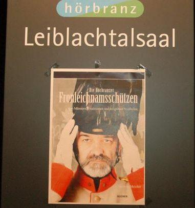 """Bild von Fotobuch """"Die Hörbranzer Fronleichnamsschützen – Von Männern, Traditionen und religiösen Symbolen"""""""
