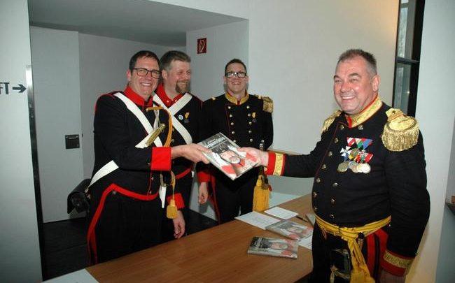 Buchpräsentation Fronleichnamschützen 2019