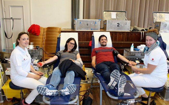Lochau Blutspendeaktion 2019