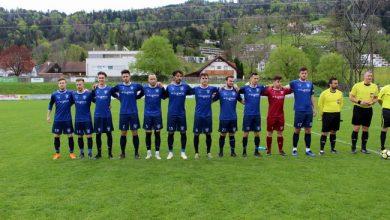 SV Lochau gegen Alberschwende 2019