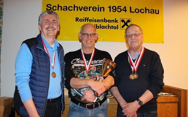 Schach Vereinsmeister 2019