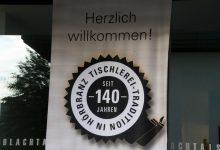 140 Jahre Tischlerei SIGG