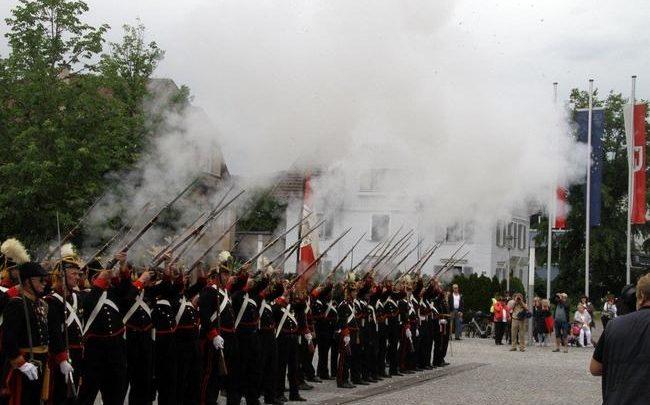 Über 240 Jahre Tradition in Hörbranz 2019