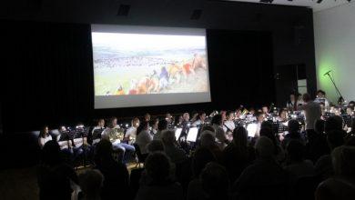 Filmmusikkonzert des MV Hörbranz 2019