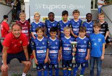 Lochau Fußball NACHWUCHS U10 PLATZ 2 in Italien Juni 2019