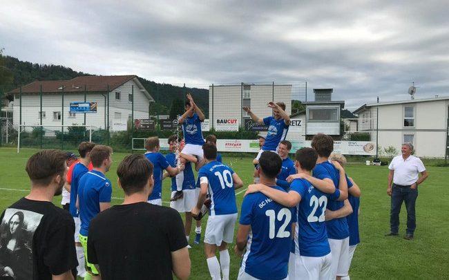 Saisonfinale SC Hohenweiler Schultern