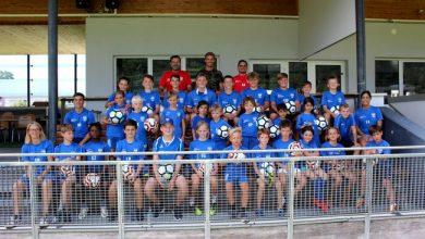 Nachwuchs Sommercamp 2019