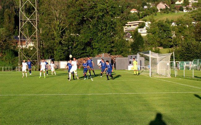 SV Lochau gegen Lustenau 2019