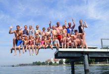 Schwimmkurs im Lochauer Strandbad 2019