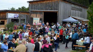 """Photo of """"Landwirtschaft erleben"""" beim Hoffest der Familie Rist in Lochau am Buchenberg"""