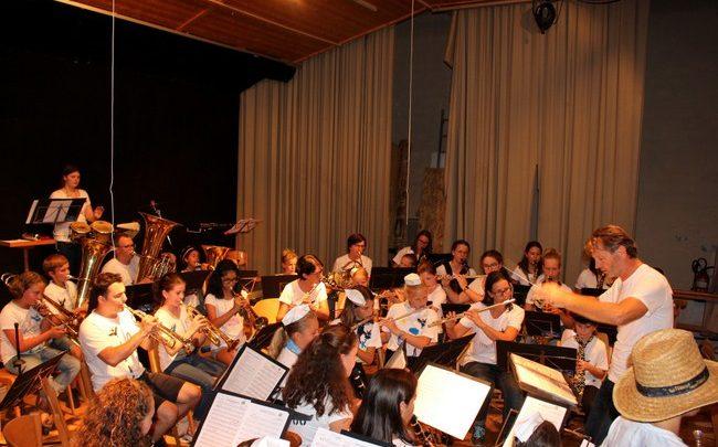 Musikverein Schlusskonzert 2019