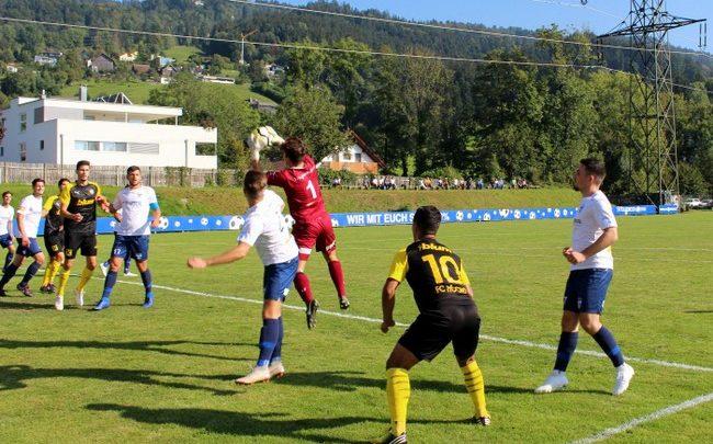 SV Lochau gegen Höchst 2019