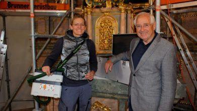 Photo of Neuer Glanz für das Kircheninventar der Pfarrkirche Franz Xaver in Lochau
