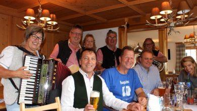 """Photo of """"Oktoberfest""""-Stimmung rund um das """"Gasthaus Moosegg"""" am Pfänder"""