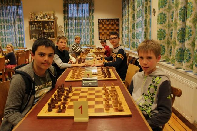 Schachkurs für Kinder und Jugendliche 2019