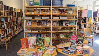 """Photo of Lochauer Bücherei-Spielothek ist auch die """"Schulbücherei"""" für über 240 Kinder"""