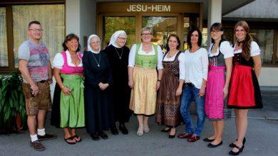 Photo of Jesuheim-Heimleiterin Marion Bumberger übergab ein wohlbestelltes Haus