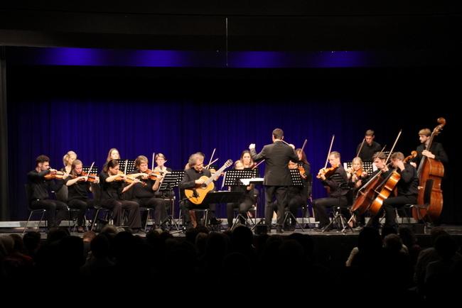 Konzert Sehnsucht nach dem Süden 2019