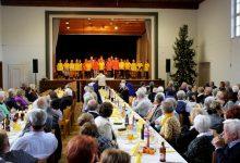 Photo of Adventfeier für die Senioren in Lochau mit Gesang und blasmusikalischen Klängen