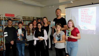 Photo of Jugendbuchautor Armin Kaster zu Gast in der Bücherei-Spielothek Lochau