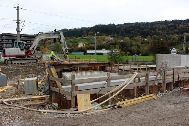 Hochwasserschutz Bauabschnitt 1