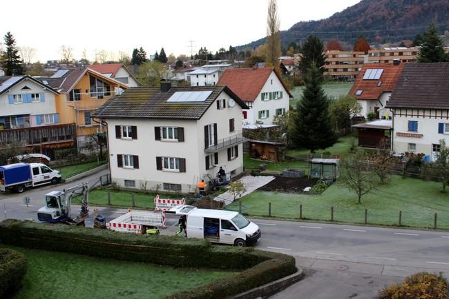 Wasserleitung Seilerstrasse neu 2019