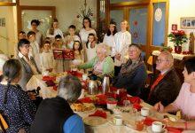 Photo of Weihnachten im Pflegeheim Jesuheim in Oberlochau