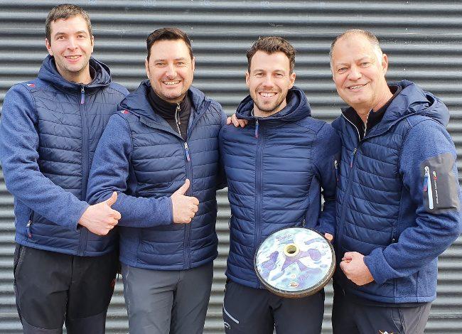 Landesmeistertitel für den SV Lochau Stocksport!