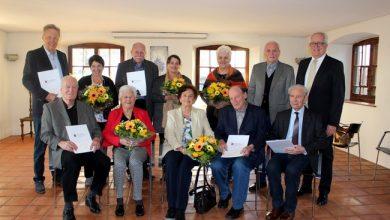 Photo of Empfang der Gemeinde Lochau: Gratulation zur Jubelhochzeit
