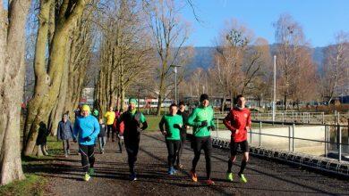 """Photo of Lochauer Dreikönigslauf"""" am See hat für die Laufsportfreunde Tradition"""
