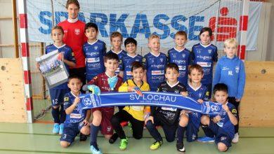 """Photo of Attraktiver Hallenfußball beim """"Spark7 Nachwuchs Hallenturnier"""" in Lochau"""