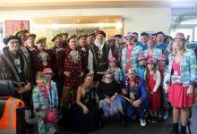 Photo of Gemeinsam Fasching feiern, Hörbranzer Faschingsgilde unterwegs!!