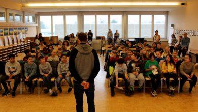 """Photo of """"Tag der offenen Tür"""" an der Mittelschule Lochau: Informationen für Kinder und Eltern"""
