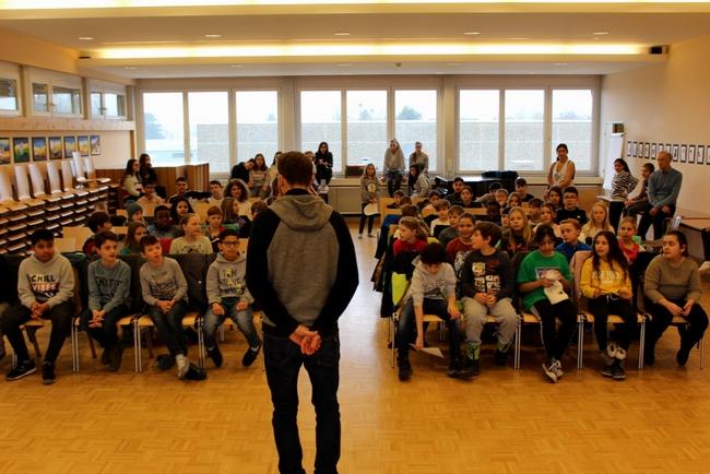 Tag der offenen Tür Mittelschule Lochau 2020