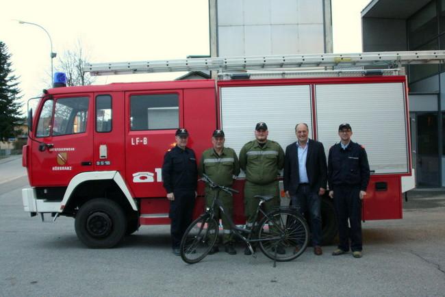 Gemeinde und FW Hörbranz unterstützen Moldawien