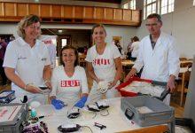 """Photo of Ein großes """"Dankeschön"""" an 103 Blutspender bei der Blutspendeaktion in Lochau"""