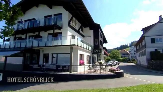 Hotel Restaurant Schönblick