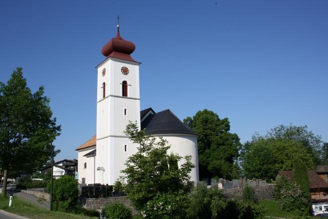 Pfarre Kirche EICHENBERG