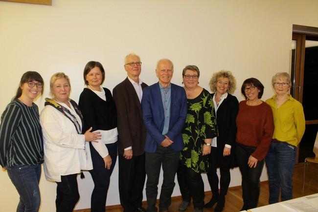 Krankenpflegeverein Lochau zog erfolgreiche Bilanz