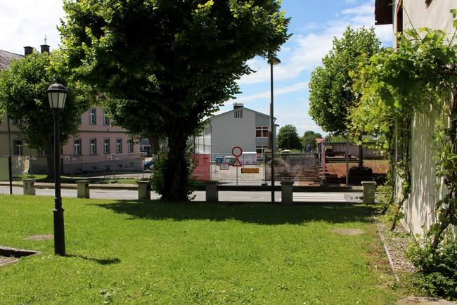 Baustart Hochwasserschutzprojekt Oberlochauerbach