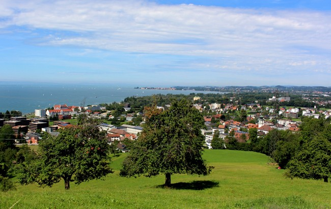 In Lochau leben aktuell über 6.000 Einwohner