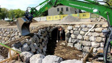 Photo of Zwischenbericht über die Arbeiten beim Hochwasserschutzprojekt Kugelbeerbach