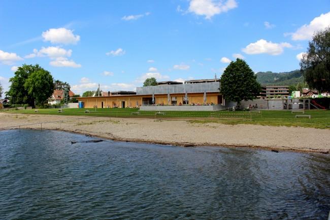Strandbad NEU startet in die neue Badesaison