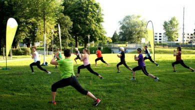 Photo of Auch in Lochau am Bodensee hieß es >>bewegt in den Tag!