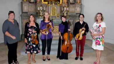 """Photo of """"Musikalisch-literarische Reise"""" beim Kultursommer 2020 in Lochau"""