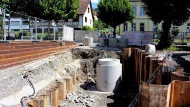 """Photo of Arbeiten beim Oberlochauerbach laufen nach der """"Sommerpause"""" weiter"""