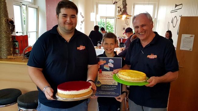 MV Lochau Dorffest-Kuchen ohne Dorffest